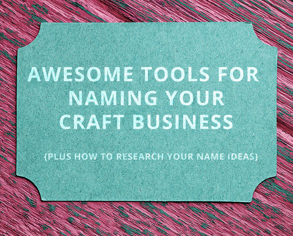 Another Word For Arts And Crafts Business