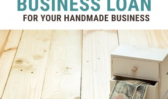 How to Get a Small Business Loan {It's easier than you think!}