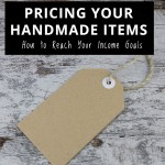 How to Price Handmade Items & Products