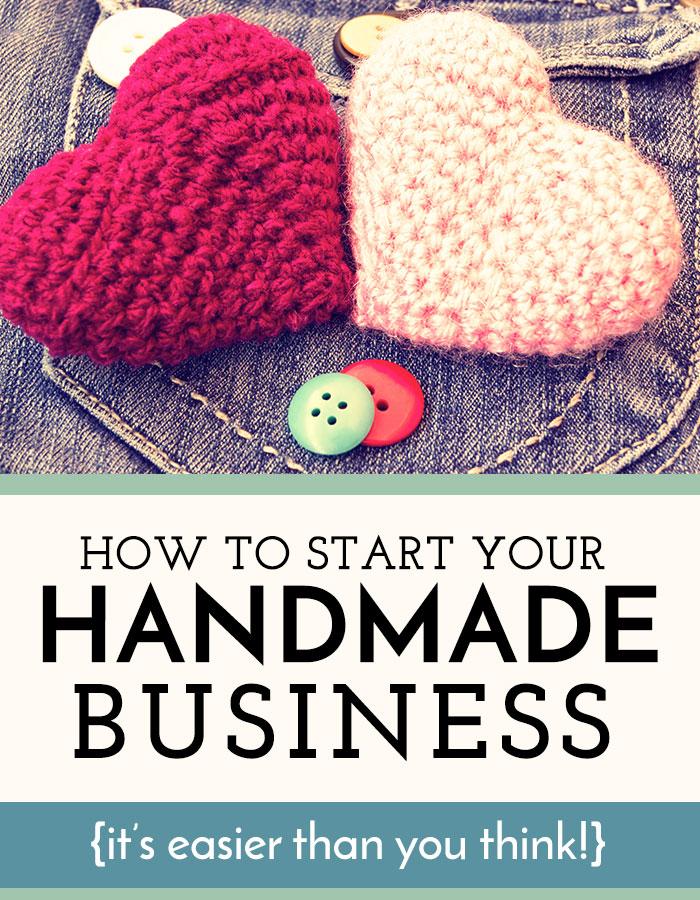 start-a-handmade-business
