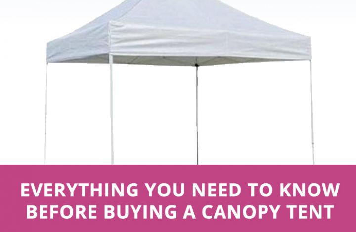 How to Choose the Perfect Outdoor Craft Show Canopy